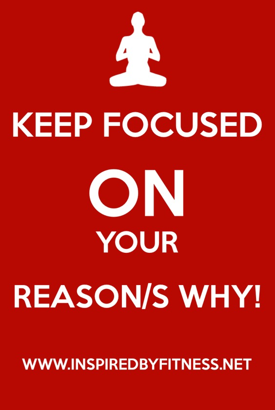 Focus On Your WHY!